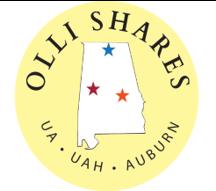 OLLI Shares logo